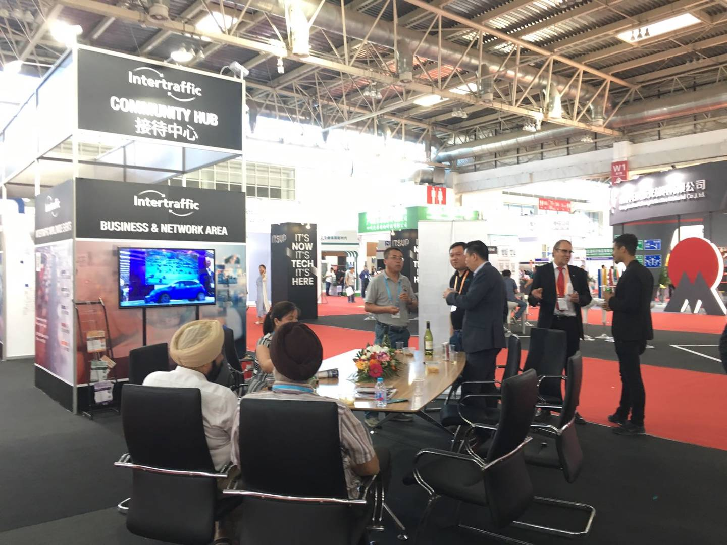 Highlights of Intertraffic China 2018
