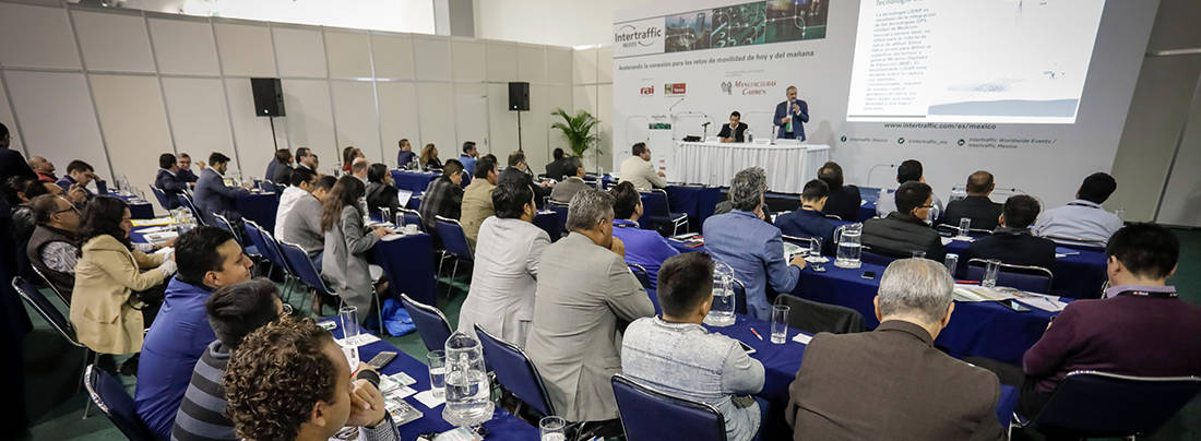 Intertraffic Mexico put the spotlights on today's and tomorrow's mobility challenges