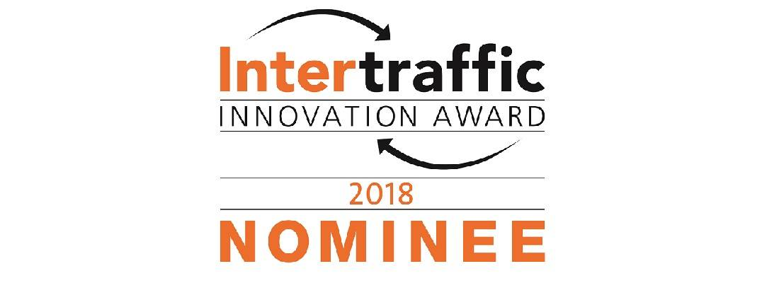 Nominees Intertraffic Amsterdam Innovation Award 2018 announced: Jury selects 15 candidates
