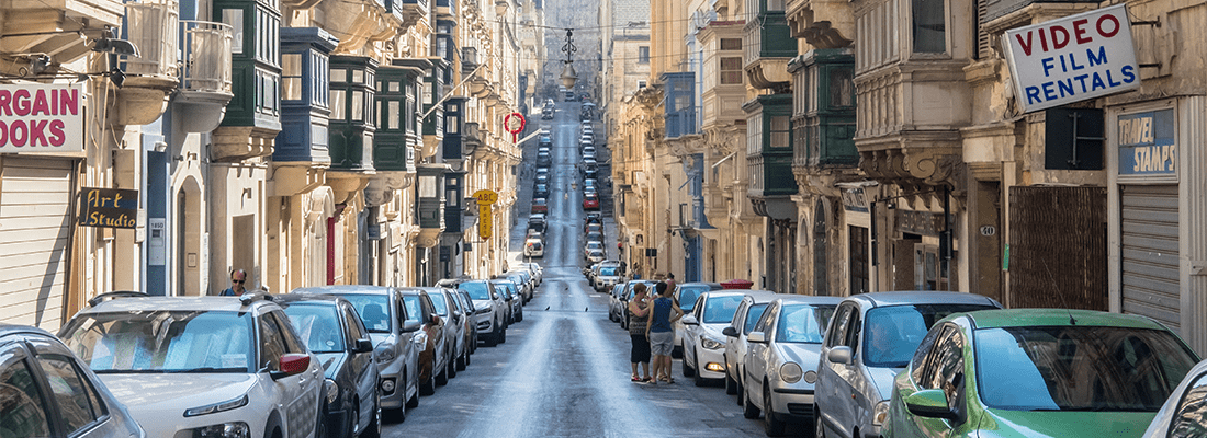 How increased livability and environmental awareness have their effect on urban mobility