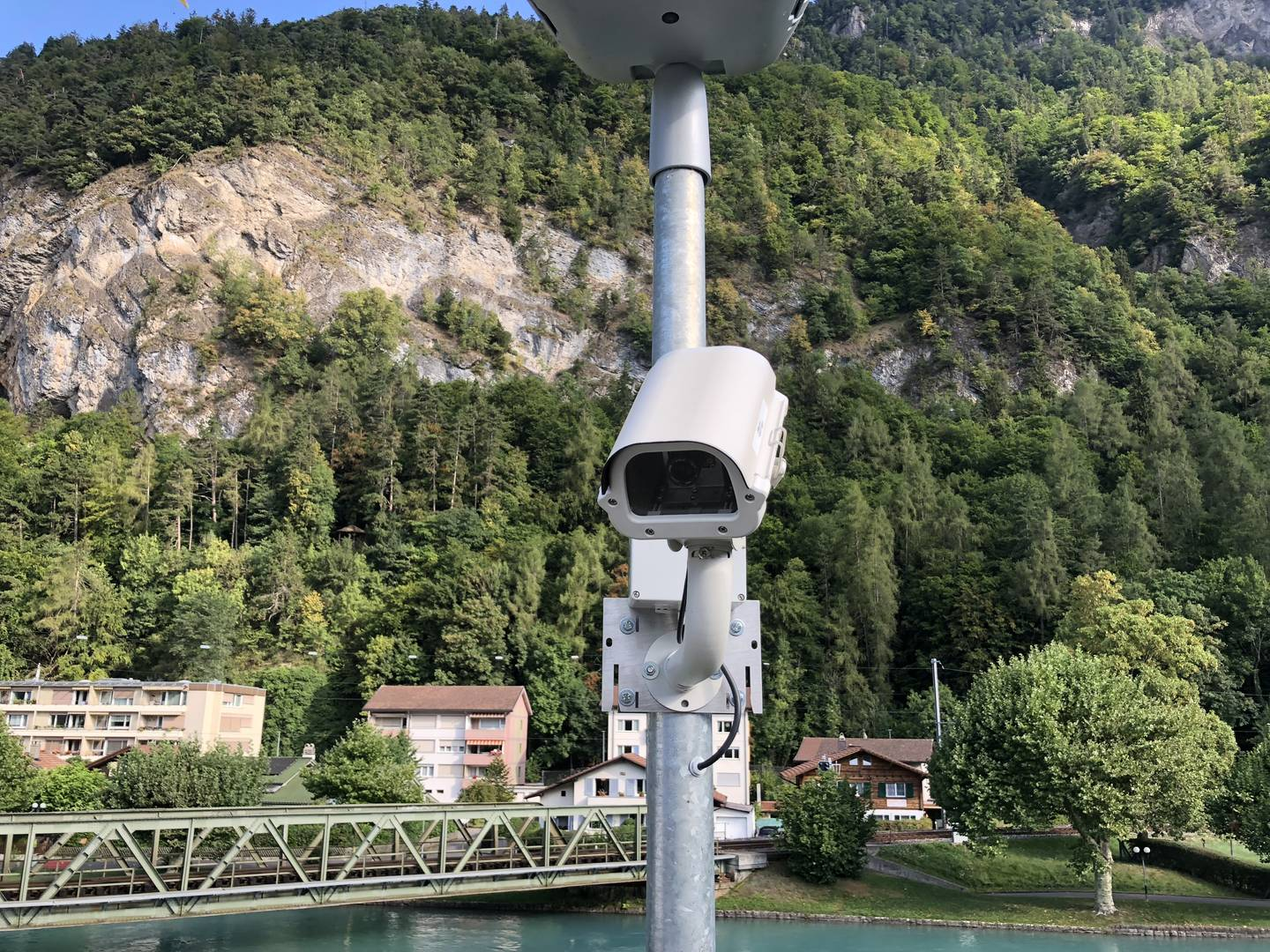 Cloud-based Surveillance System for Parking Space Operators