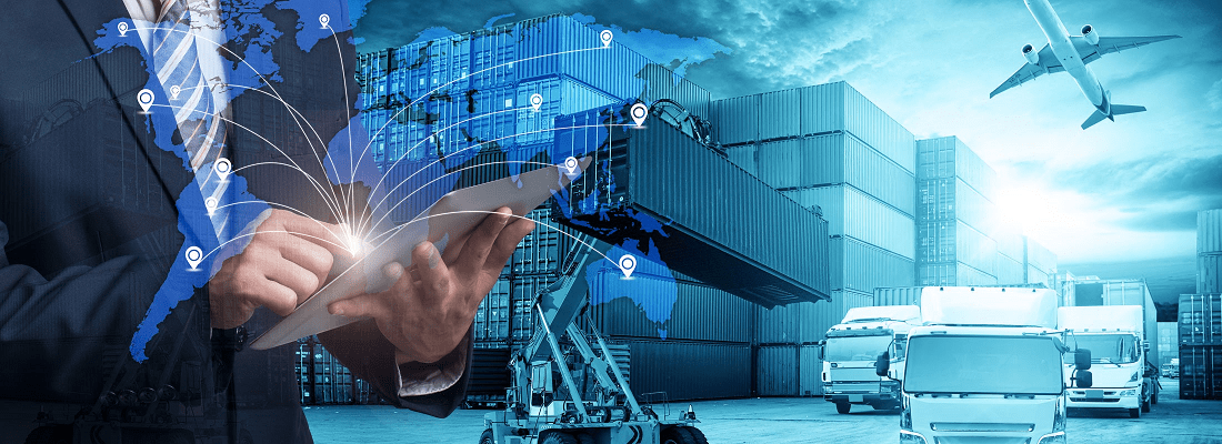IoT is redefining supply chain management