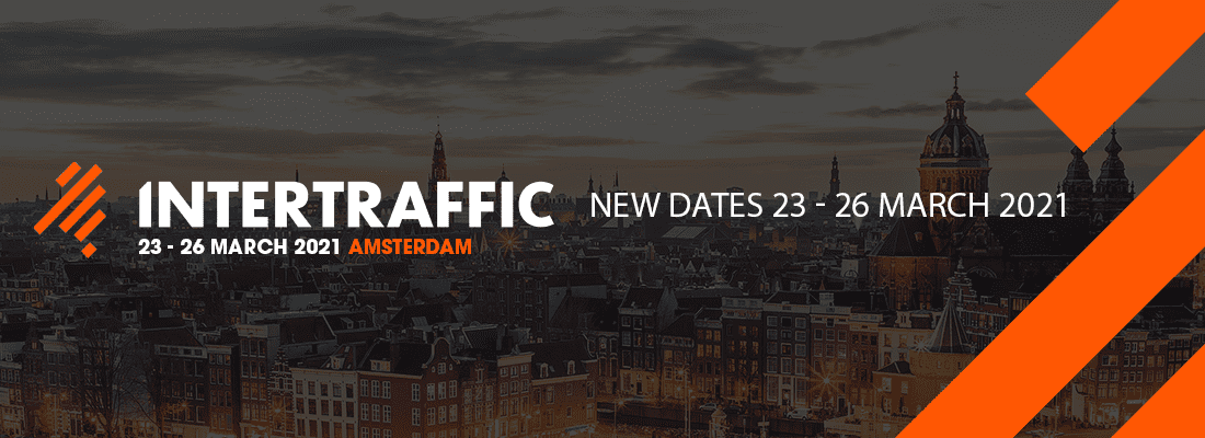 Intertaffic Amsterdam moves to 23 - 26 March 2021