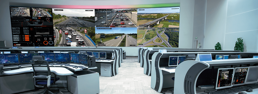 Control rooms of the future