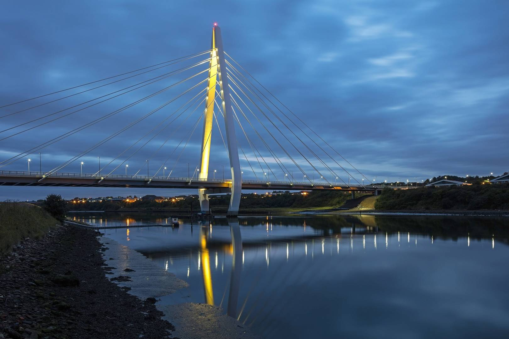 Sunderland: The city's famous Northern Spire