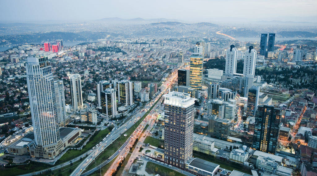 istanbul city business